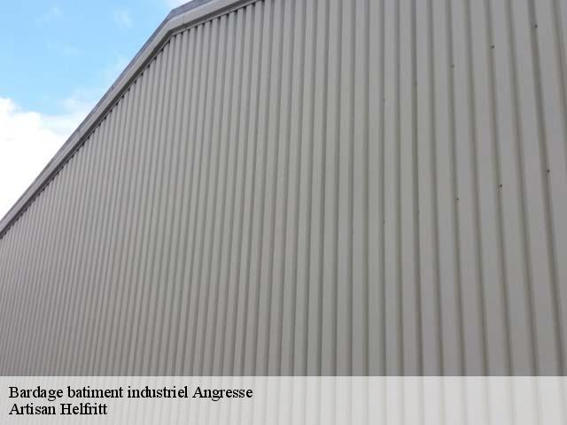 Bardage batiment industriel  40150