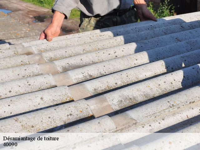 Entreprise désamiantage de toiture à Mazerolles tel: 05.33.06.15.63